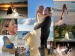 collage novios previo a la boda. fotografia profesional mexico guadalajara