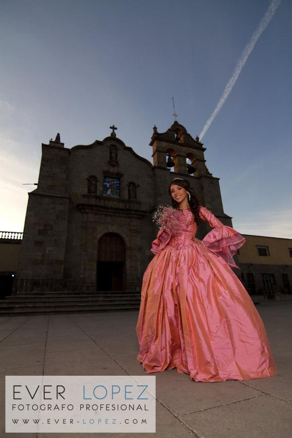 Fotos quince a os fiesta iglesia zapopan guadalajara for Terrazas para xv anos en guadalajara