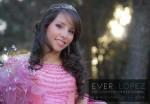fotografo guadalajara ever lopez atardecer colomos parque jardines xv años quince 15 quinceañera vestido rosa princesa gdl