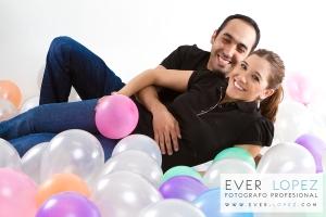 fotos de novios con globos en guadalajara jalisco