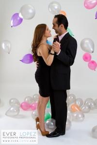 fotos de novios con globos guadalajara