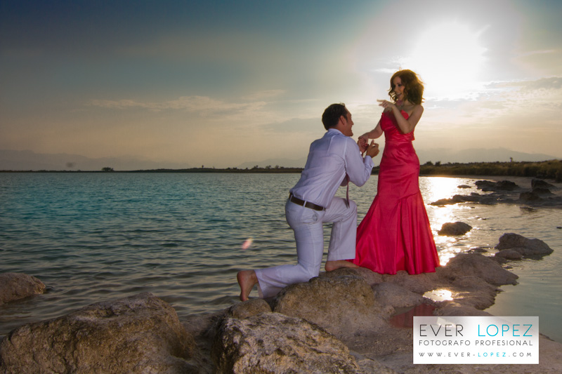 wedding destination photographer mexico cancun, e session