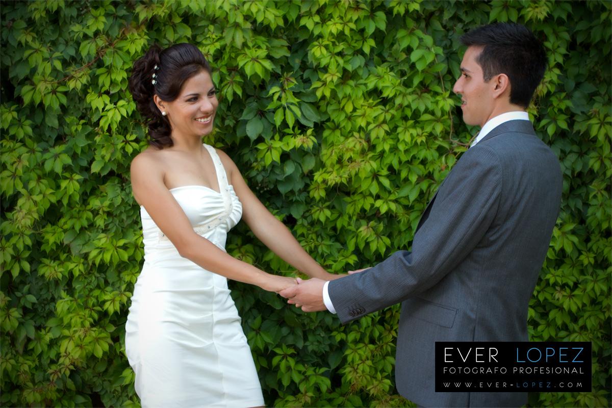 fotos de novios en jardines, fotografias de boda en mexico, poses ...