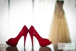 mexican wedding photographer destination wed puerto vallarta hotel cancun beach party bride groom dress red shoes heels jimmy choo