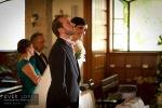 boda palomar iglesia arreglo flores