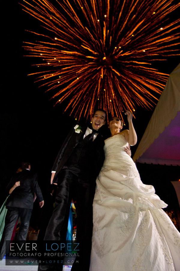 pirotecnia de bodas guadalajara jalisco mexico fuegos artificiales novios jalisco fotos