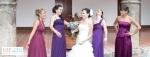 fotos de las damas de honor madrinas vestidos morados ramo novia boda guadalajara jalisco mexico boda novios fotos