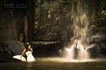 fotos trash the dress en cascada rio guadalajara jalisco mexico gdl