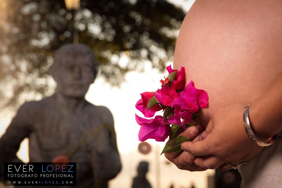Sesion de fotos embarazo en locacion, Fotos de maternidad de ClaudiaRivera