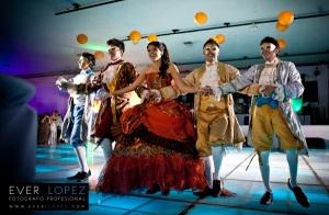 fiesta xv años guadalajara jalisco mexico chambelanes coreografias baile instructor benavento fotografos