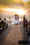 fotos boda novios nuevo vallarta atardecer playa, fotografos boda novios playa puerto vallarta, foto y video paquetes para boda en playa