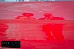mustang 65 rojo en renta para bodas novios guadalajara jalisco mexico fotos bodas ever lopez