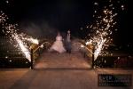 fotos novios boda hacienda la santa cruz zapopan jalisco mexico fuegos artificiales