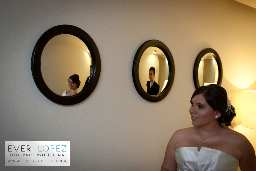 fotos creativas y unicas de bodas en Mexico, fotografo bodas Ever Lopez