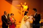 fotografias de bodas en templo jesucristo sumo sacerdote guadalajara jalisco mexico, av conchitas