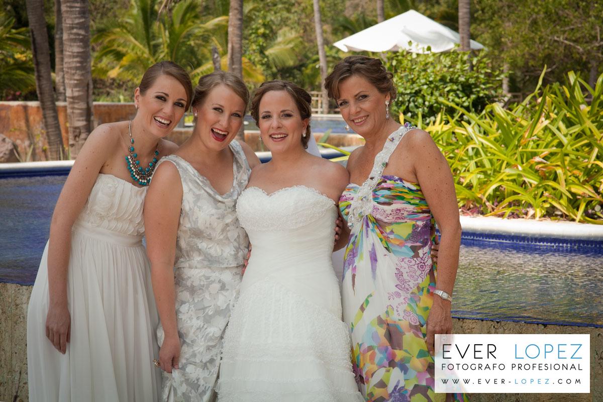fotos de bodas en la playa: