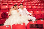 fotografo bodas ever lopez estadio chivas omnilife guadalajara jalisco mexico