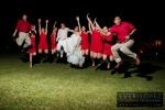 fotos boda guadalajara jalisco mexico hacienda del cipres damas de honor vestidos rojos salon de eventos banquetes benavento zapopan mexico
