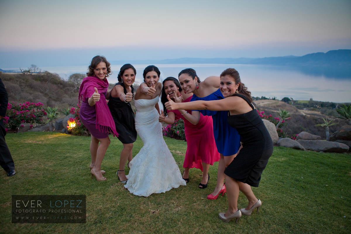 Fotografo de bodas chapinaya chapala jalisco boda novios for Bodas en jardin en monterrey