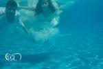trash the dress fotografias fotografos bodas puerto vallarta jalisco fotos novios abajo agua mexico