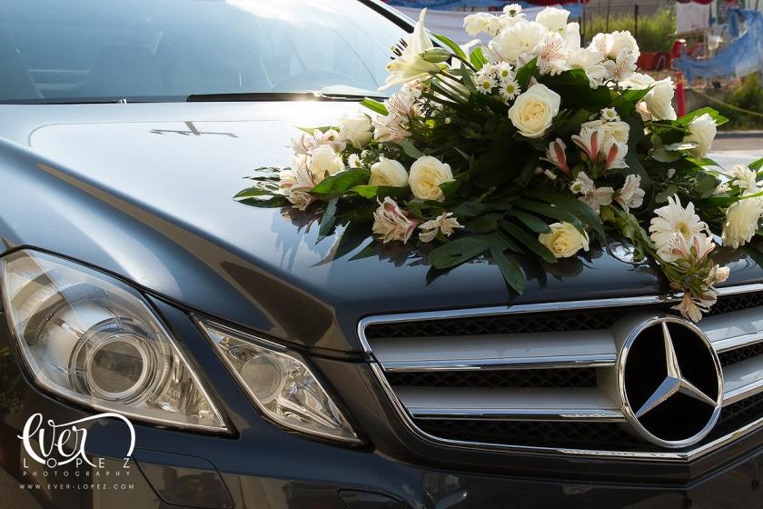 arreglos florales para autos de boda guadalajara tita garcia vanite floristeria templo jose maria escriva de balaguer acueducto fotografo bodas salon de eventos viventi guadalajara boda