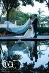 terraza de eventos cobalto guadalajara fotos boda novios lago deck