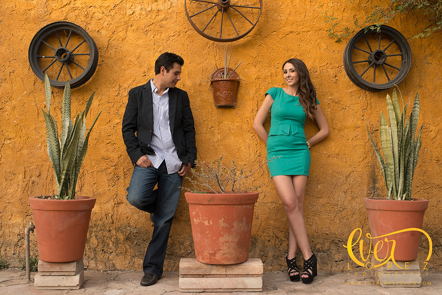 uayamon hacienda destination wedding photographer engagement session