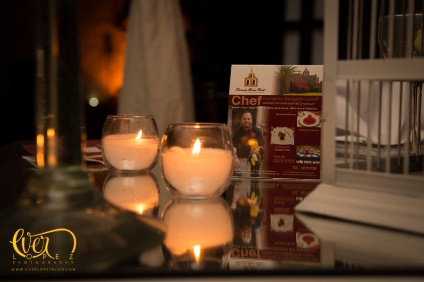 Hacienda santa lucia boda evento banquetes chef Humberto Zaragoza