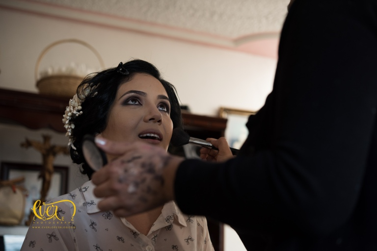 Fotos de maquillajes de novias Gloria Bustos Makeup fotografias maquillistas