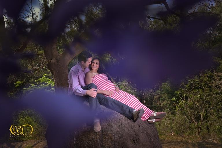 fotos de embarazada en el bosque, guadalajara jalisco mexico, la primavera, fotografo profesional de maternidad