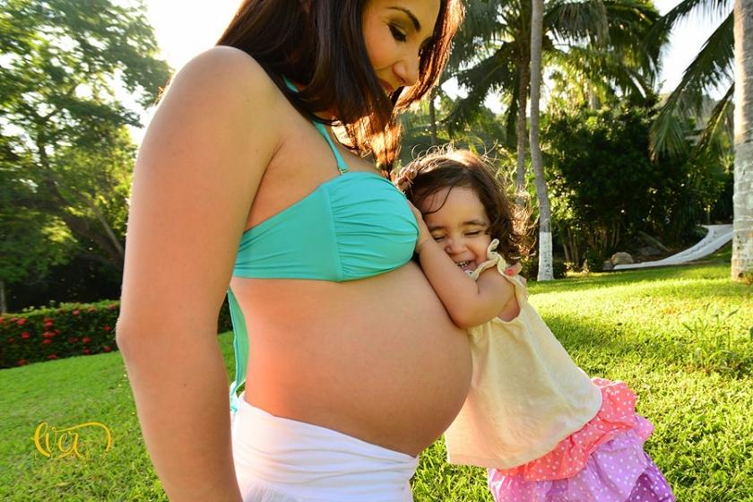 Fotografo de embarazo Guadalajara