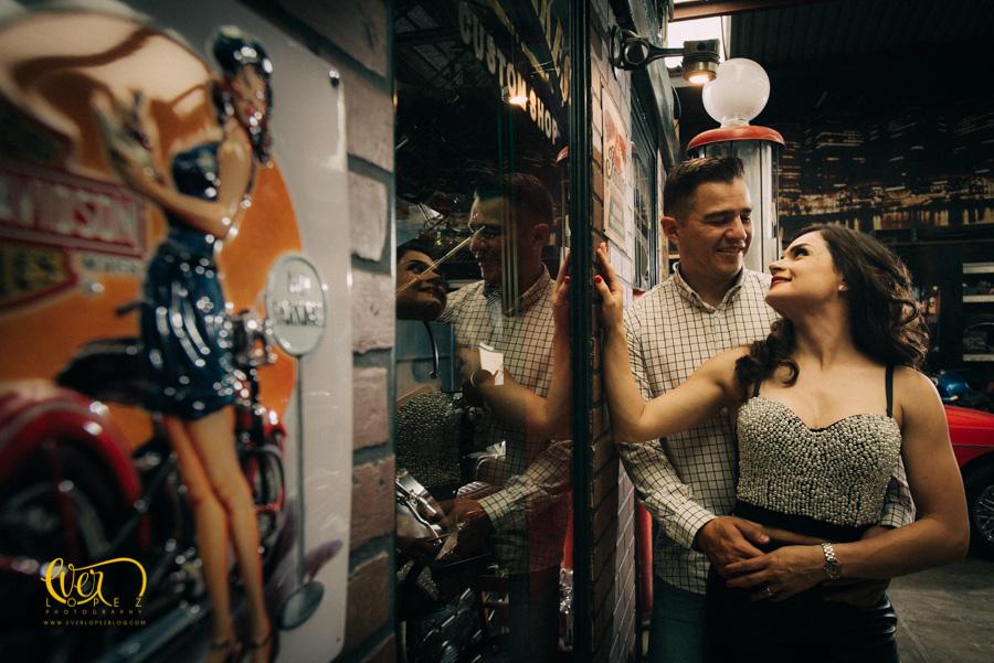 Fotos casuales de novios en Guadalajara Jalisco Mexico