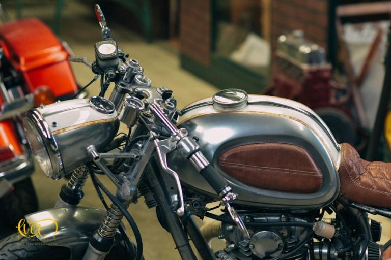 motos vintage Guadalajara