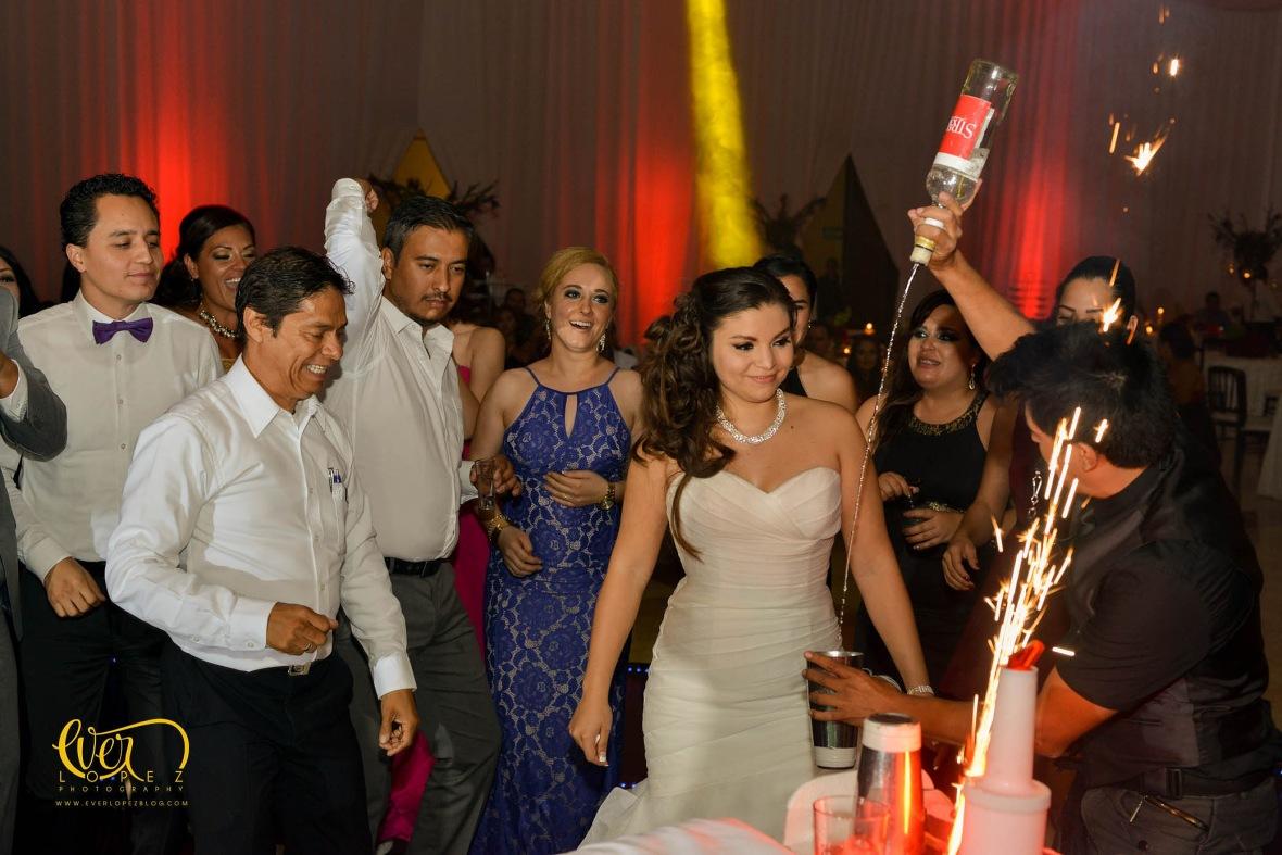 cocteles y vino para bodas en Guadalajara