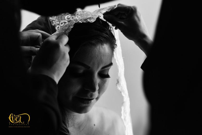 Maquillaje y peinado de novia en Guadalajara