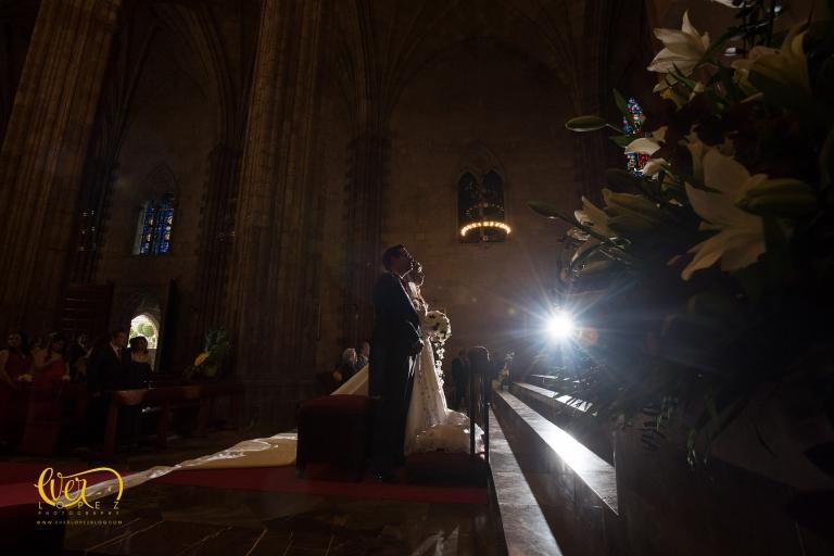 Templo Expiatorio Guadalajara boda