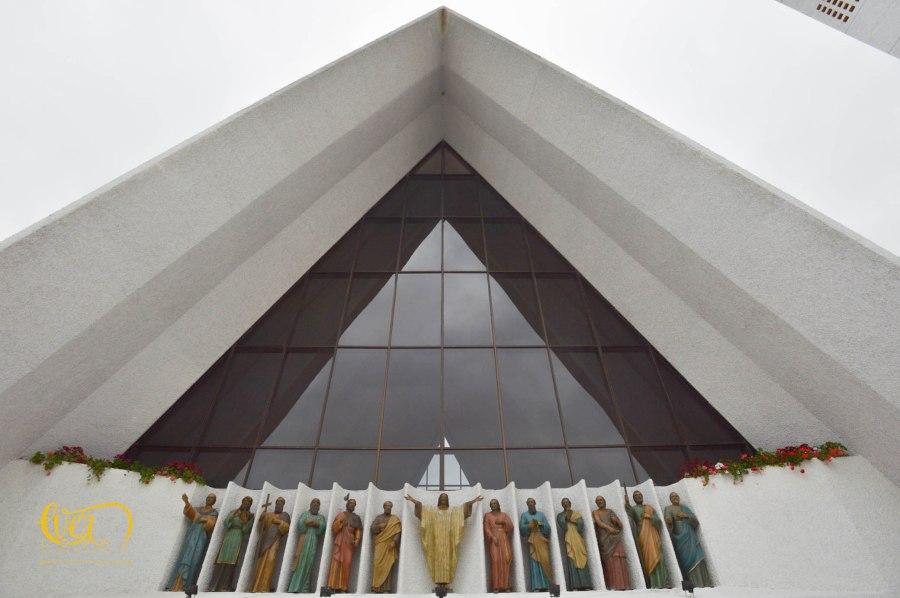 Trasloma Boda Colinas de San Javier Guadalajara iglesia