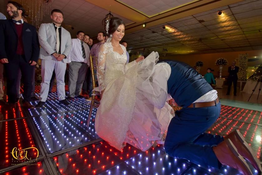 foto y video de bodas Ameca