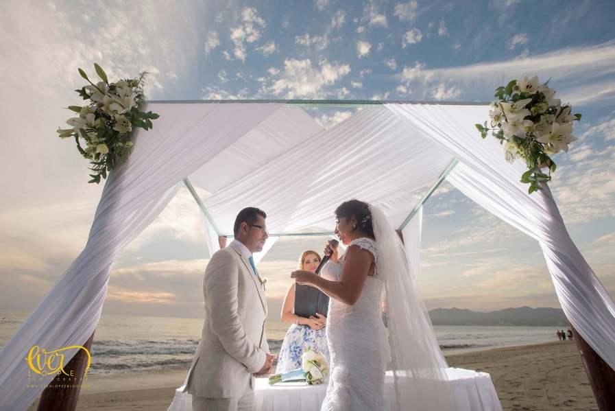 fotografo de bodas en Puerto Vallarta