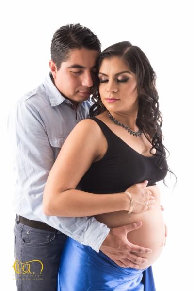 fotos embarazo Guadalajara