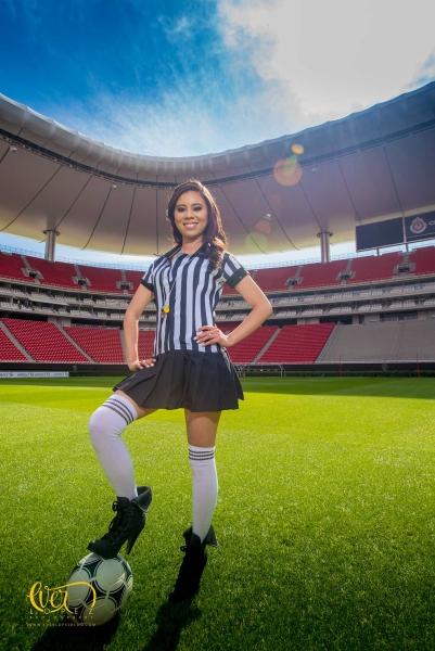 fotos novias futbolistas mexicanos