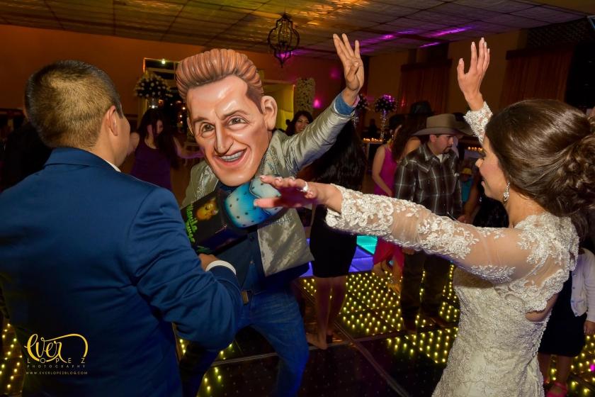 la escoba bodas