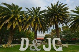 Letras para bodas Guadalajara