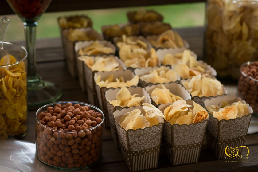 Barras de postres y saladas en Guadalajara