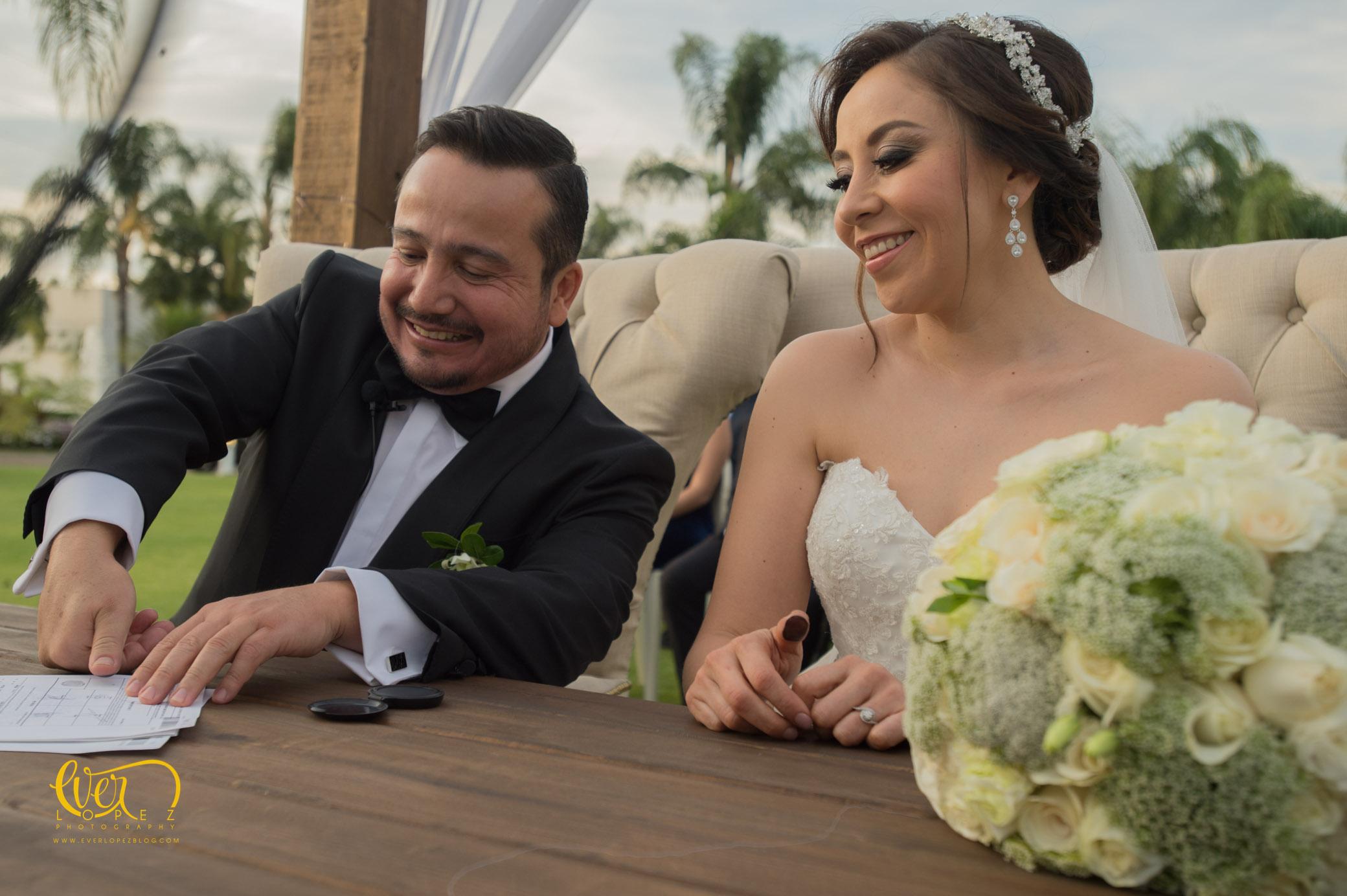 fotos de bodas civiles Guadalajara