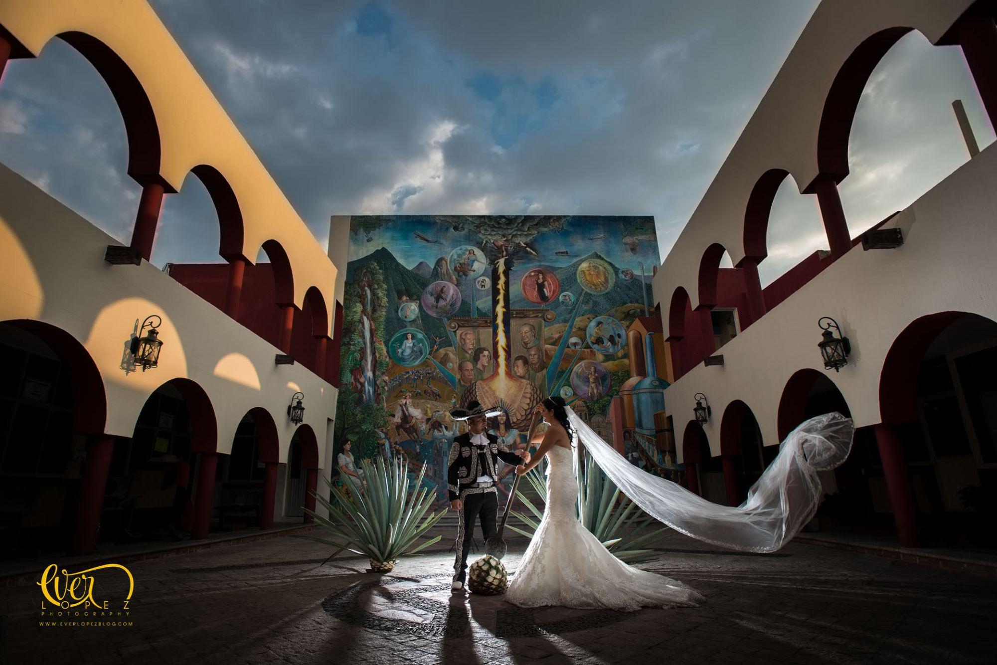 Tequila weddings