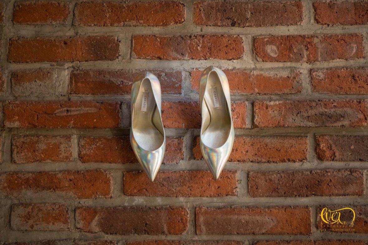 zapatos de novia en Guadalajara Jalisco Mexico