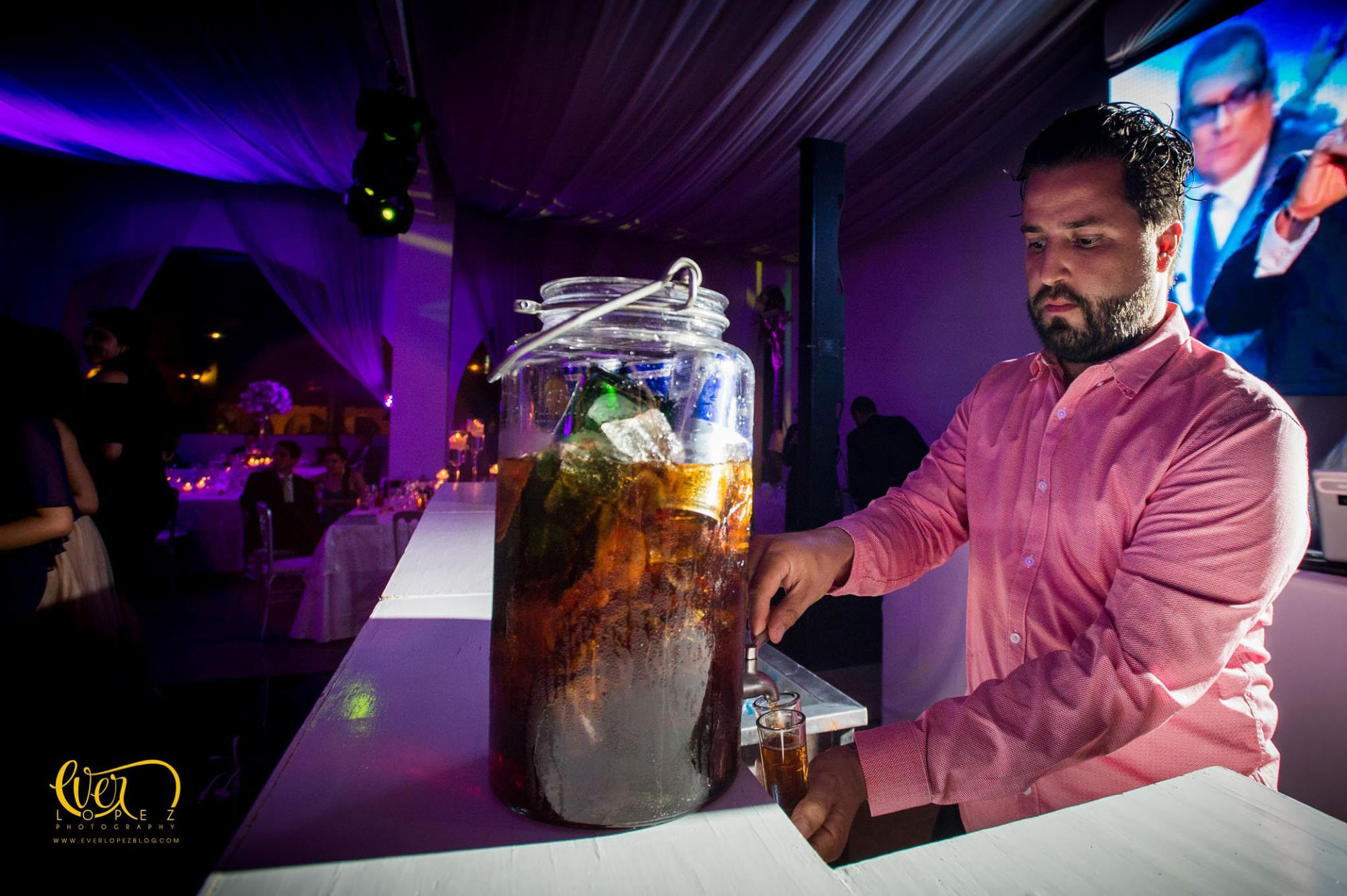 H bary vinos cocteleria para bodas