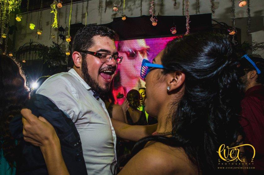 Casa Pedro Loza boda fotos
