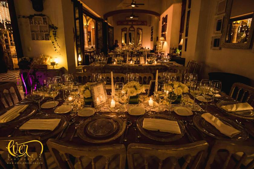 Casa Pedro Loza boda precios